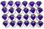 HEARTS - Purple