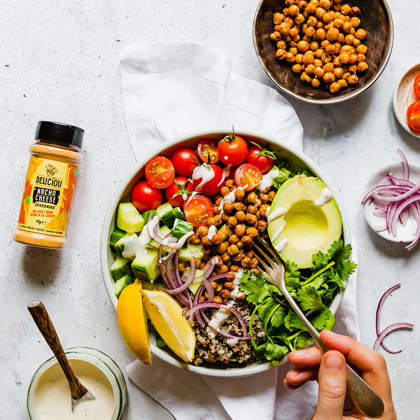 Chickpea Nourish Bowl