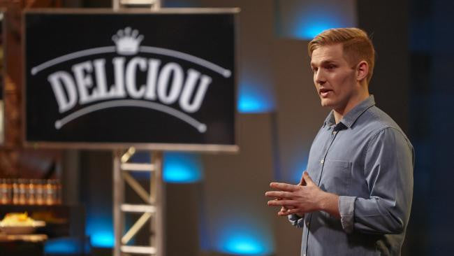 kjetil-pitch-shark-tank-deliciou-bacon-seasoning