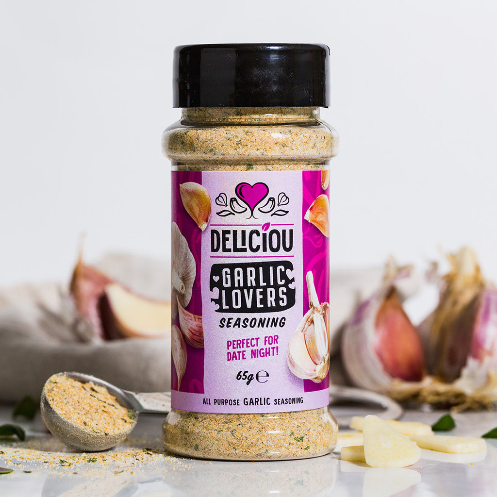 Garlic Lovers Seasoning