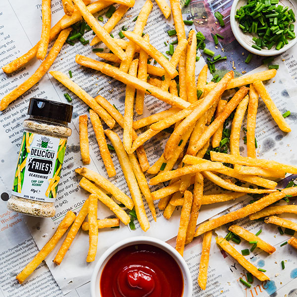 Fries Seasoning