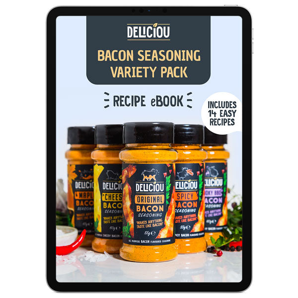 Bacon Seasoning Variety Pack