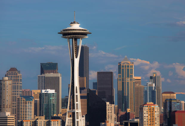 How We Got a Cease-And-Desist Letter from The Seattle Space Needle