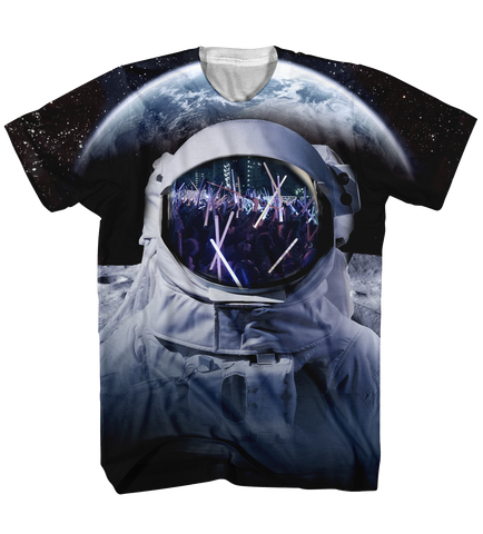 Earthrise 2.0 sublimation tee