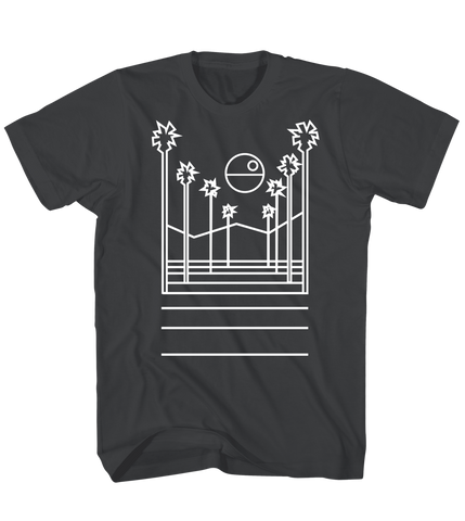 Los Angeles Moon shirt