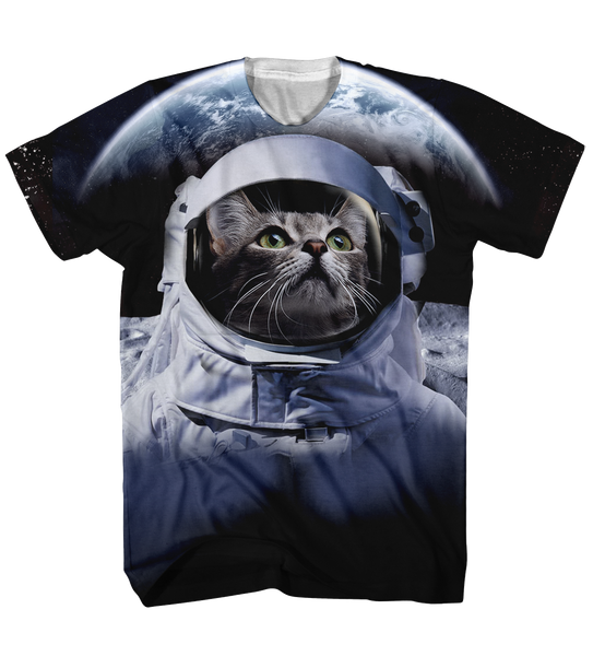 Earthrise sublimation tee