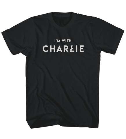 I'm With Charlie (Lee) tee