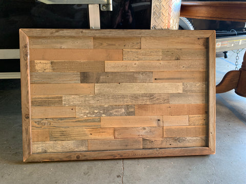 Framed Barnwall