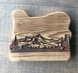 Oregon Baby Coaster - Landmark Burns