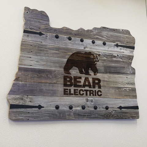 Barndoor State Signs - Custom Logo Designs