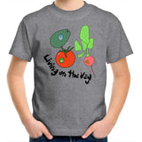 Living on the Veg Kids Sizes 2-6