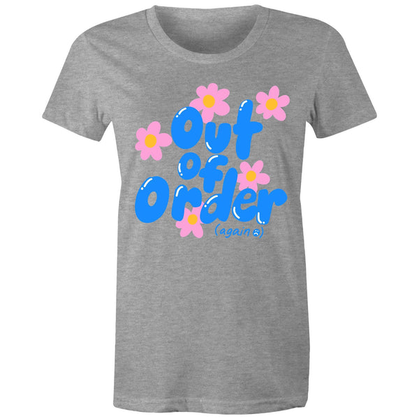 Out of Order T-shirt L - XXL (14-18)