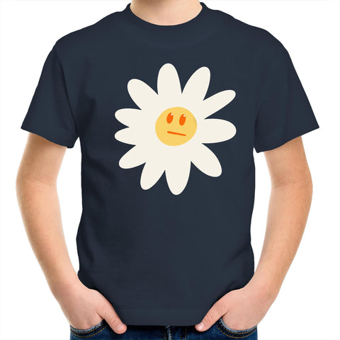 Meh Daisy Youth Crew T-Shirt