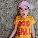 Oddball Kids Youth Crew T-Shirt Sizes 2-6
