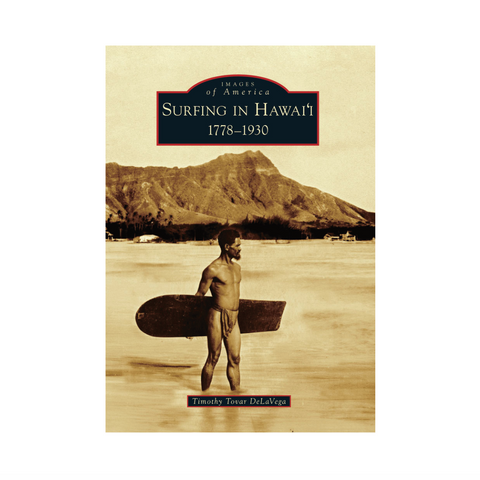Surfing in Hawai'i : 1778-1930