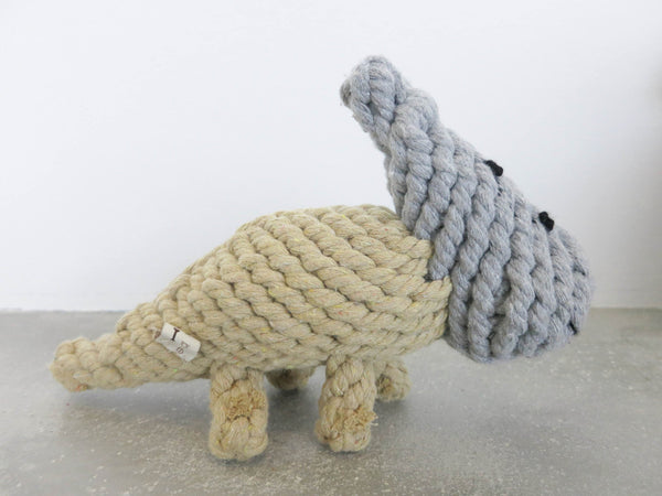 ROPE TOY BOGI HIPPO