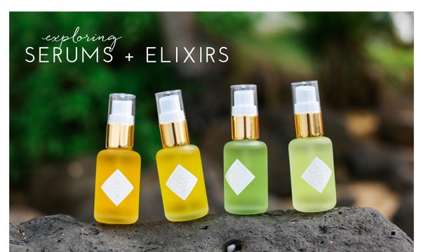 Leahlani Elixirs and Serums