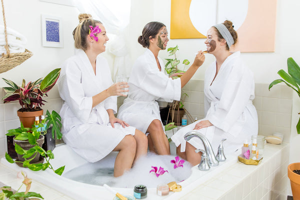 How to host an at-home Spa Day