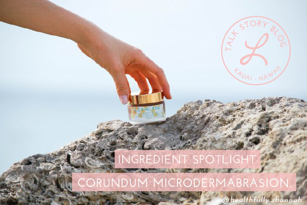 Ingredient Spotlight: Microdermabrasion Crystals