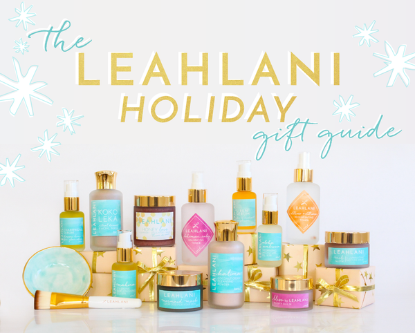 The Leahlani Holiday Gift Guide