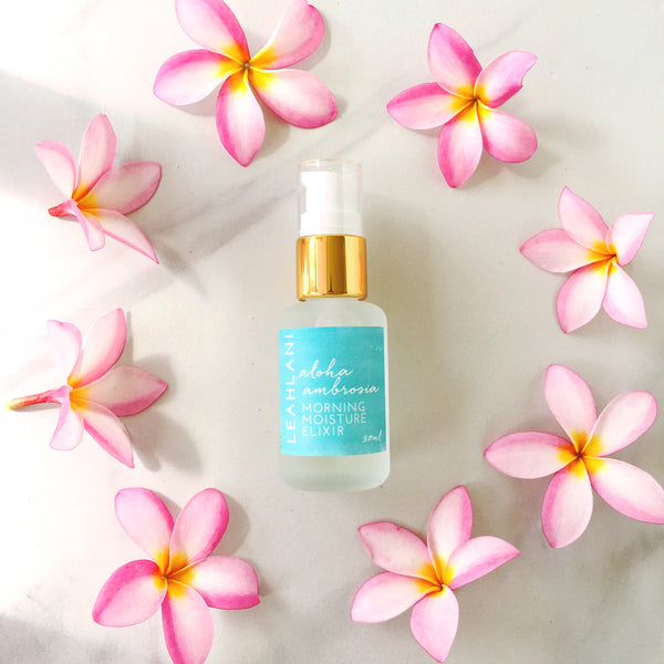 Say 'Aloha!' to Your Favorite Morning Moisturizer.
