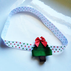 Christmas Tree Headband