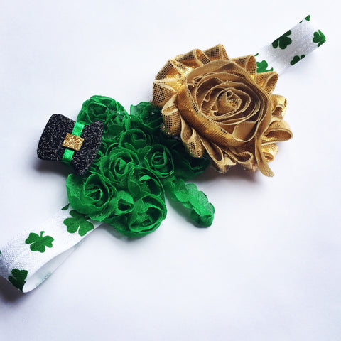 St.Patrick's Day headband
