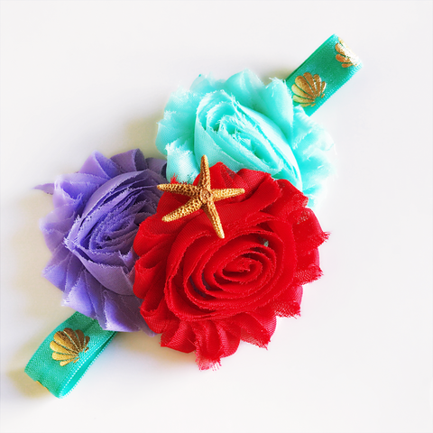 Mermaid Beach Headband