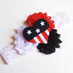 American Sweetheart Headband