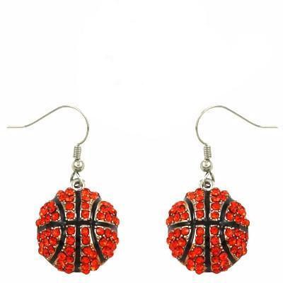 "*[E/R]-Bling Basketball Dangler Earrings - jewelz by julz...""The Collection!"""