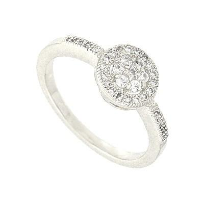 "*[R]-Cubic Zirconia Round Engagement Ring - jewelz by julz...""The Collection!"""