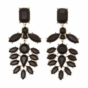 "*[E/R]-Charlotte Russe Fan Out Chandelier Earrings - jewelz by julz...""The Collection!"""
