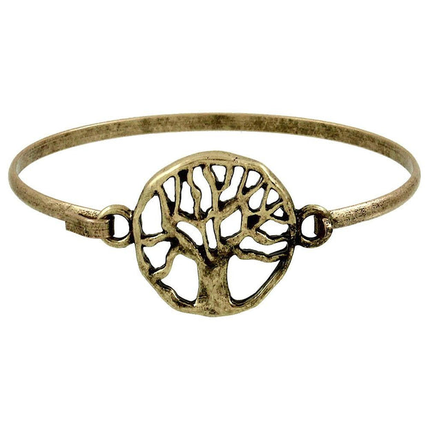 "*[B/L]-Antique Goldtone Tree Of Life Bracelet - jewelz by julz...""The Collection!"""