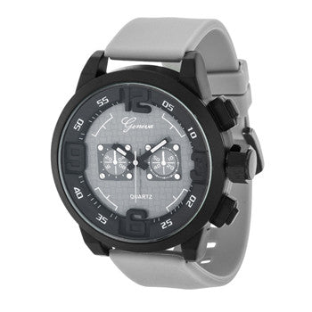 Men's Chronograph Sports Watch - g.e.llc•Style