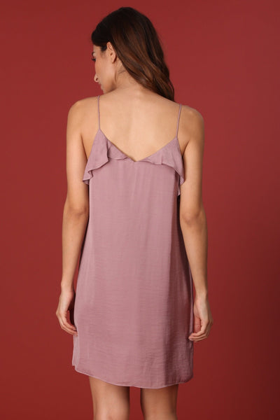 Ryleigh Cami Frill Dress