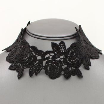 "*[N/L]-Floral Lace Choker Necklace - jewelz by julz...""The Collection!"""