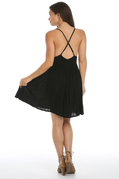 Night Dust Strappy Dress