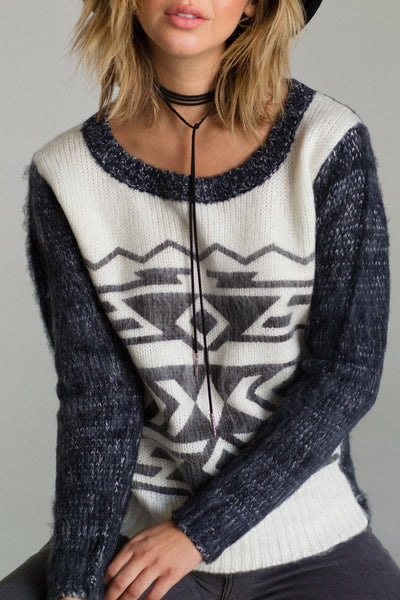 Arctic Wild Sweater