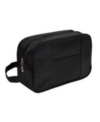 *Umo Lorenzo Men's Toiletry Travel Pouch - g.e.llc•Style