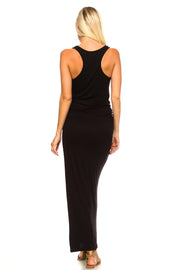 Women's Racer Back Maxi Dress