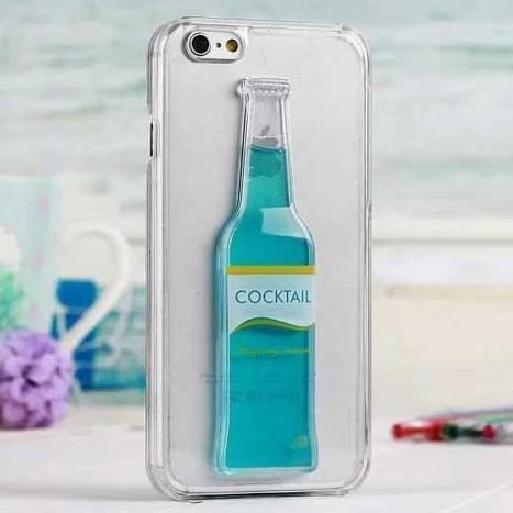 "*[ETC]-Cocktail Bottled Drinks Case For iPhone 6+ - jewelz by julz...""The Collection!"""
