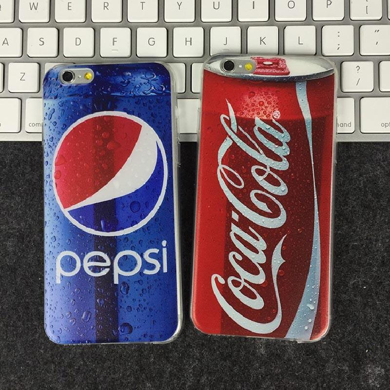"[ETC]-Pepsi Or Cola Anyone? iPhone 6+ Silicone Cases - jewelz by julz...""The Collection!"""