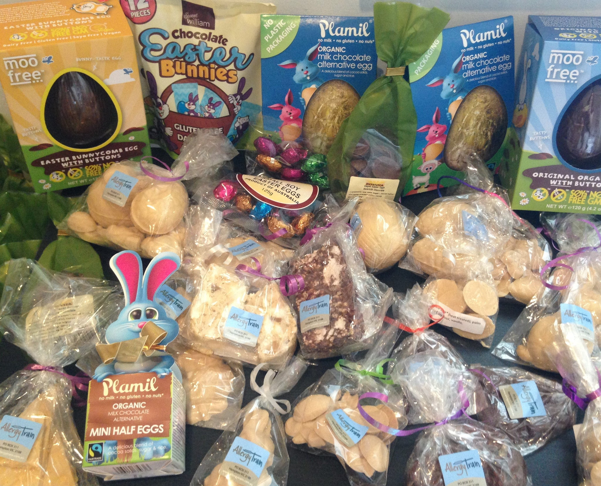 Which Allergy Friendly Easter products suit your needs?