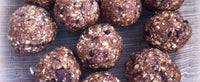 Lemon Cranberry Bliss Balls - Nut Free