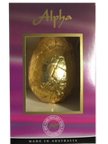 alpha dairy free nut free gluten free chocolate easter egg