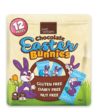 Sweet William Bunnies dairy free, gluten and nut free, vegan -12 pack