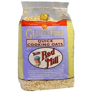 Bob's Red Mill Instant Cooking Oats - Gluten Free