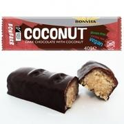Bonvita Coconut Chocolate Bar 40g