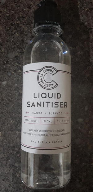 Corowa Distillery Hand Sanitiser 280ml