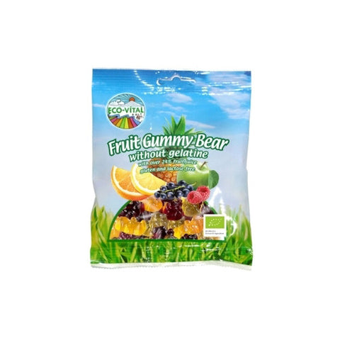 Eco Vital Organic Gummy Bears – All Natural